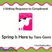 Spring Is Here Literature Responses