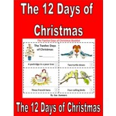 The Twelve Days of Christmas 2 Booklets - ENGLISH