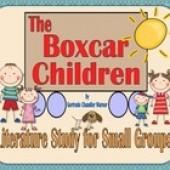 Boxcar Children Literature Packet