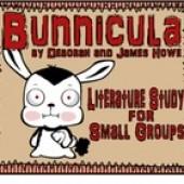 Bunnicula Literature Packet