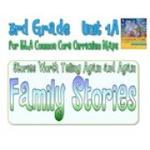 CC Curriculum Map Unit 1A, Third Grade, The Stories Julian Tells and more!