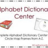 Alphabet Dictionary Center
