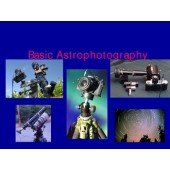 Basic Astrophotography (telescopes Astronomy)
