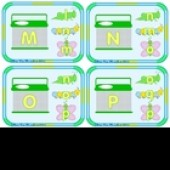Bug Hunt Alphabet Letter Match / ABC Order Game