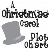 CHRISTMAS CAROL Plot Chart Organizer (by Dickens)