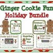 Ginger Cookie Fun Holiday Bundle