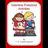 Valentine Lesson Plan