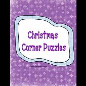 Christmas Corner Puzzles