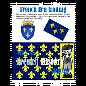 AMERICAN HISTORY - Trading worksheet