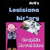LOUISIANA - Graphic Novel Idea for Antebellum La.