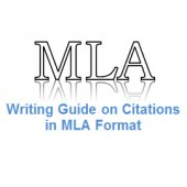 Writing Guide on Citations in MLA Format
