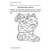 20+ Creative Story Starters - Christmas