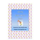 Spring Sight Word Hunt