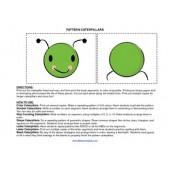 Little Learning Labs Primary Prek Pattern Caterpillars