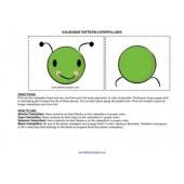 Little Learning Labs Primary Prek Pattern Caterpillars Months Days Seasons