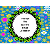 Through the Seasons Bingo Collection