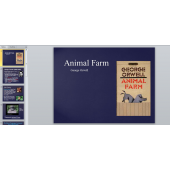 Animal Farm - Novel Background Information - Powerpoint