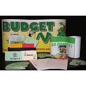 Budget Mania Game (Algebra, budgeting)