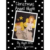Christmas Angel Glyph