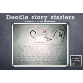Doodle Starters and Stories Printables