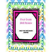 First Grade Skill Review