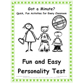 Fun and Easy Personality Test
