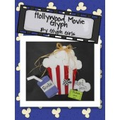 Hollywood Movie Glyph