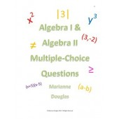 Algebra I and II Multiple Choice Questions