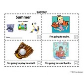 Summer 2 Emergent Reader Booklets
