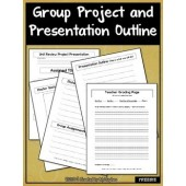 End-of-Unit Group Presentation Outline and Project