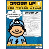Order Up! The Water Cycle {Set 1}