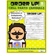 Order Up! Cell Parts {Animal} Set #1