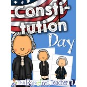 Constitution Day Puzzles FREEBIE