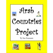 Arab Country Research Poster Project