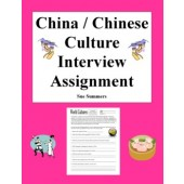 China / Chinese Culture Interview Assignment