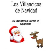 Spanish Christmas Carols / Villancicos de Navidad Song Book