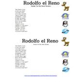 Spanish Christmas Carols / Rodolfo el Reno / Villancicos