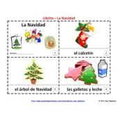 Spanish Christmas / La Navidad Booklets and Presentation