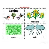 Spring - 2 Booklets - ENGLISH