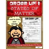 Order Up! States of Matter