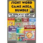 Sight Word Game MEGA BUNDLE