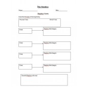 Graphic Organizers: The Outsiders Character Analysis Packet (Hinton)