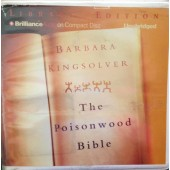 The Poisonwood Bible Audio Book Casettes ISBN 1567494081