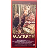 Roman Polanski's Macbeth VHS  6302424887