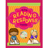 READER RESPONSE  ( NO PREP ) PRINTABLES