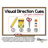 Visual Direction Cues For Your Whiteboard