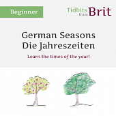 German Seasons of the Year (Die Jahreszeiten)