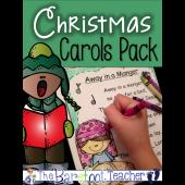 Christmas Carols Pack for Kids