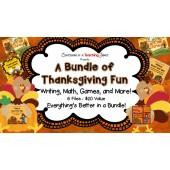 A Bundle of Thanksgiving Fun!