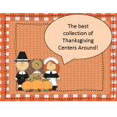 Math and Literacy Thanksgiving Centers